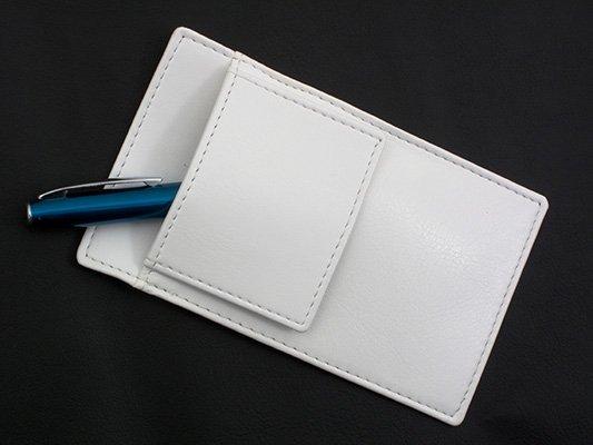 Funda salva bolsillos para la bata de trabajo
